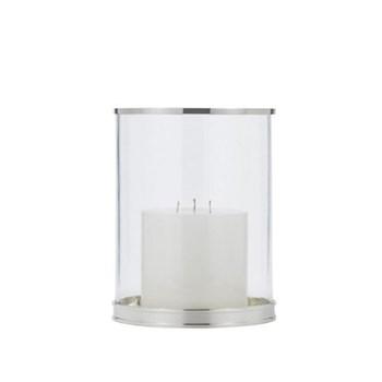 Medium hurricane glass H23.5 x D30.5cm