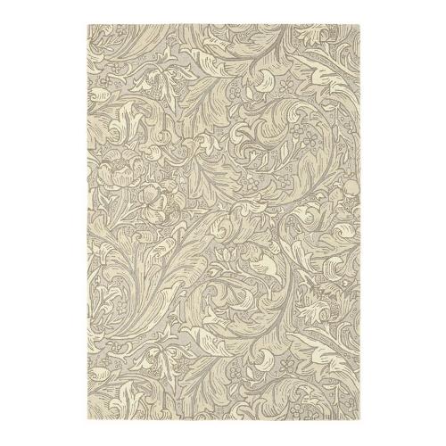 Bachelors Button Rug, 170 x 240cm, Linen