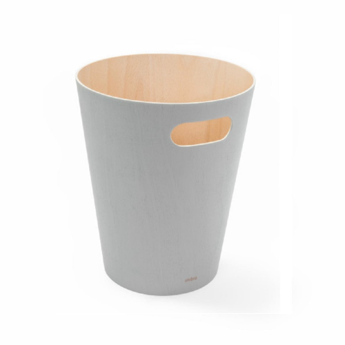 Woodrow Can, H23 x W23cm, Grey