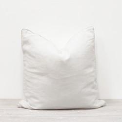 Lisbon Cushion, 50 x 50cm, white