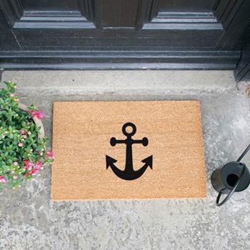 Anchor Doormat , L60 x W40 x H1.5cm