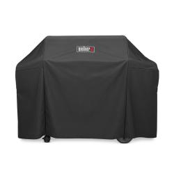 Genesis II - 400 Series Premium barbecue cover, H113 x W63.5 x D165cm, Black