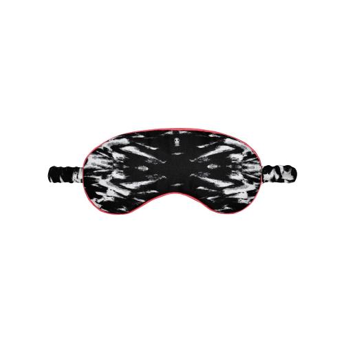 Galena Silk eye mask, L19 x W9cm, Silk With Elasticated Band
