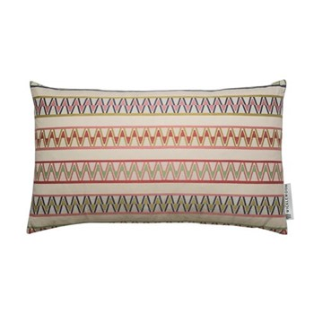 Palopo Cushion, 42 x 70cm, pink multi