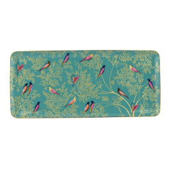 Chelsea Collection Sandwich tray, 36cm, Green