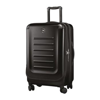 Spectra 2.0 Expandable Medium expandable trolley, H69 x W45 x D30cm, black