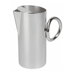 Vertigo Water pitcher, 1.5 litre, Christofle Silver