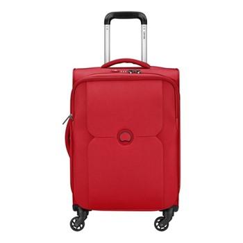 Mercure 4 wheel cabin trolley case, 55cm, red