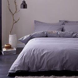 Jazz Double duvet cover and pillowcase set, 200 x 200cm, multi