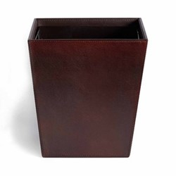 Meard Bin, leather