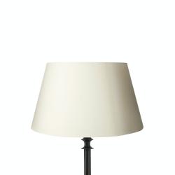 Drum Shade cotton, D40 x H23cm, White