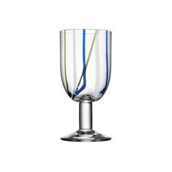 Contrast Wine glass, 30cl, multi colour