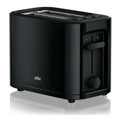 Series 3 PurEase - HT3000.BK Toaster, 2 Slice, black
