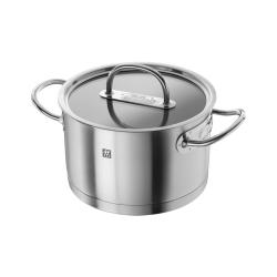 Prime Stock pot, 4 litre, Stainless Steel