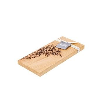 Small serving board L30 x W15 x H2cm