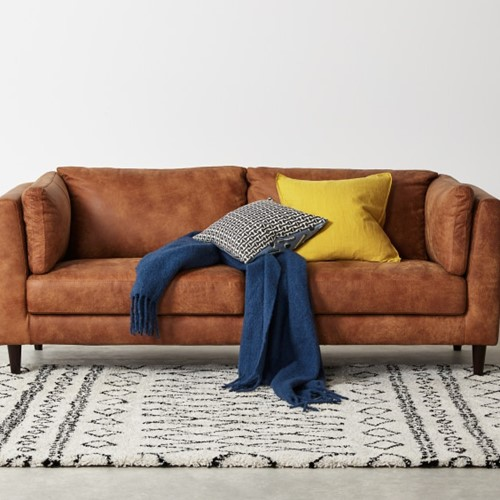 Freda Large rug, 160 x 230cm, Off White