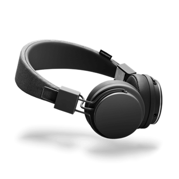 Plattan ADV Wireless headphones, black