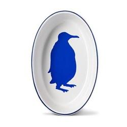 Penguin Oval baking dish, 24cm