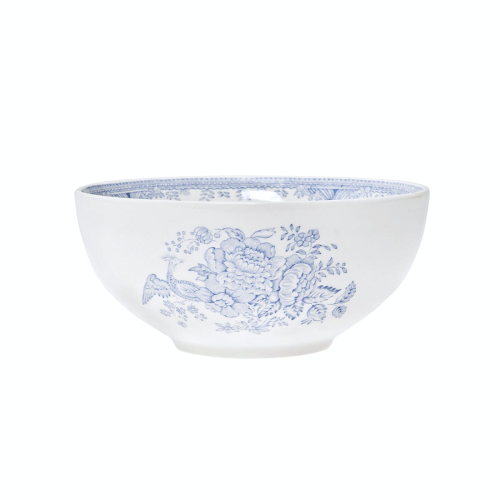 Asiatic Pheasants Chinese bowl small, 16cm, Blue