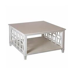 Coffee table W85 x D85 x H46cm