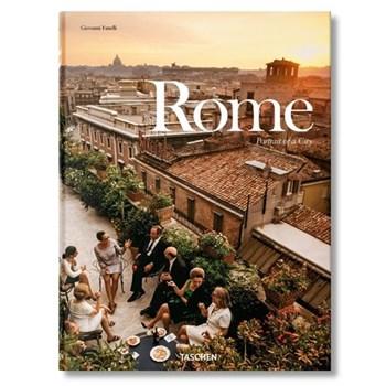 Giovanni Fanelli Rome. portrait of a city