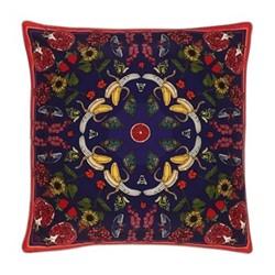 Summer Violets Cushion, L45 x W45cm, multi