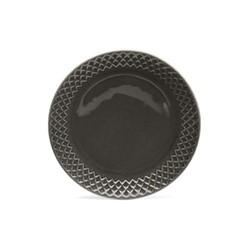 Coffee & More Breakfast side plate, Dia20cm, grey