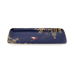 Chelsea Collection Trinket tray, 19cm, Navy