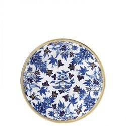 Hibiscus Side plate, 20cm, floral