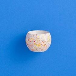 Sprinkles Egg cup, D5 x H5cm, multi-colour