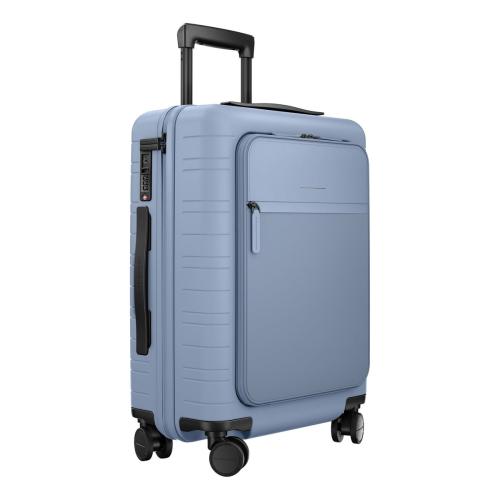 M5 Cabin suitcase, W40 x H55 x D20cm, Blue Vega