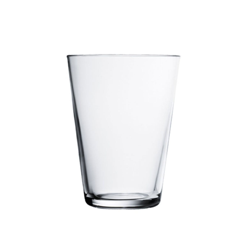 Kartio Pair of tall tumblers, 40cl, Clear