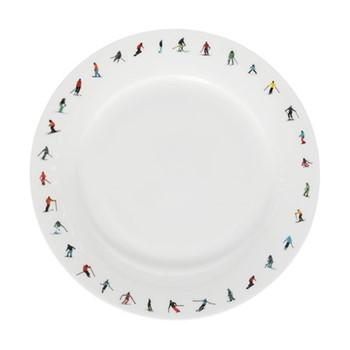 Ski Chain Side plate, H1.5 x W20.5cm, muti