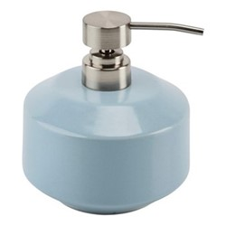 Vita Soap dispenser, 11 x 12.5cm, 369 aquatic