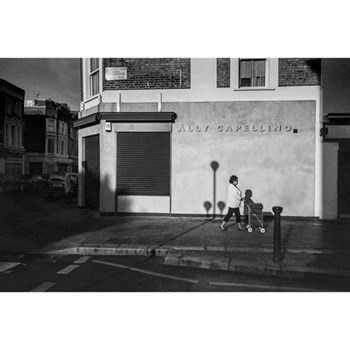 Golborne Road by Dave Watts Photographic print, 42 x 28cm