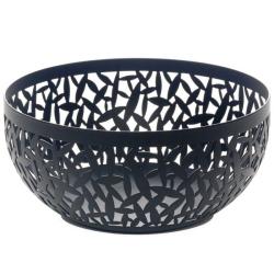 Cactus! Basket/bowl, 21cm, black