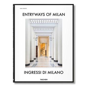 Karl Kolbitz Entryways of milan - ingressi di milano