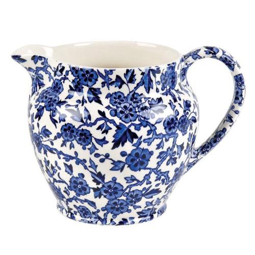 Arden Dutch jug small, 28.4cl - 1/2pt, Blue