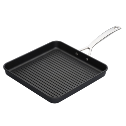 Toughened Non-Stick Square grill pan, 28cm