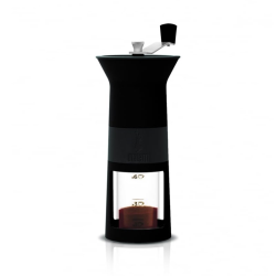 Macinacaffe Manual moka coffee grinder, Black