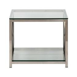 Square side table W60 x D60 x H51.4cm