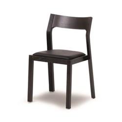 Wenge chair H78 x W49.5 x D49.5cm