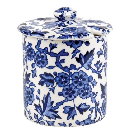 Arden Jam/sugar pot, 200g, blue