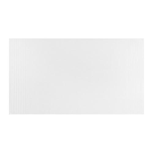 Cotton Bath mat, 50 x 90cm, white