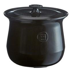 Stock-pot, 23 x 23 x 22cm -  4.0 Litre, charcoal