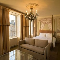 Gift Voucher towards one night at The No.15 Great Pulteney for two, Bath