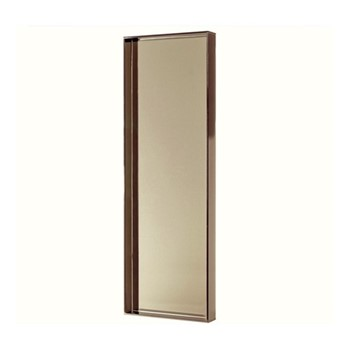 Lucent By Matthew Hilton Tall mirror, W40 x H120 x D8.5cm, bronze