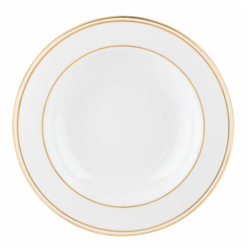 Federal Gold Rim soup bowl, D23cm