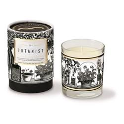 Botanist Luxury scented candle, H9.2 x Dia8.1cm