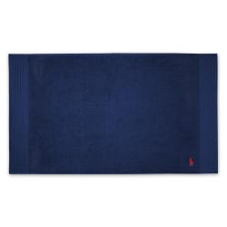 Player Bath mat, 55 x 90cm, marine